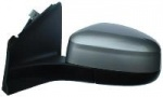 Ford Mondeo [08-11] Complete Electric Adjust Mirror Unit - Paintable (No Indicator)